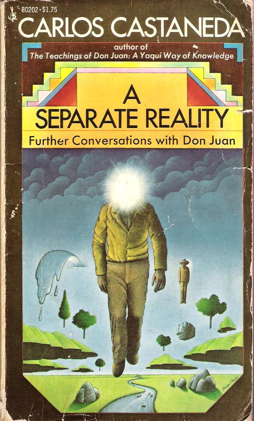 Carlos Castaneda - a Separate reality.Book2,.