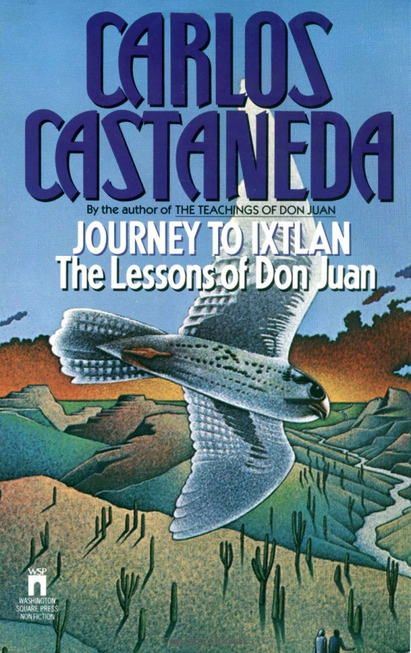 Carlos Castaneda.Journey to Ixtlan.Книга3.