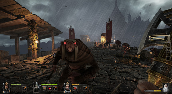 Warhammer: End Times - Vermintide (Steam Gift RU/CIS)