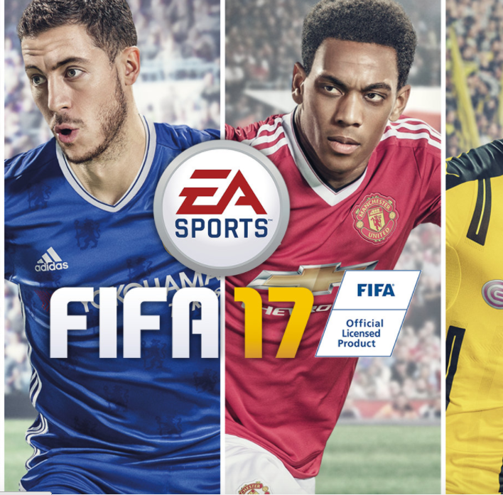 FIFA 17 RU/ENG [ORIGIN]  + GIFTS &#128308