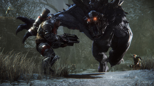 Evolve + Season Pass + БОНУС (STEAM KEY/ RU+CIS)