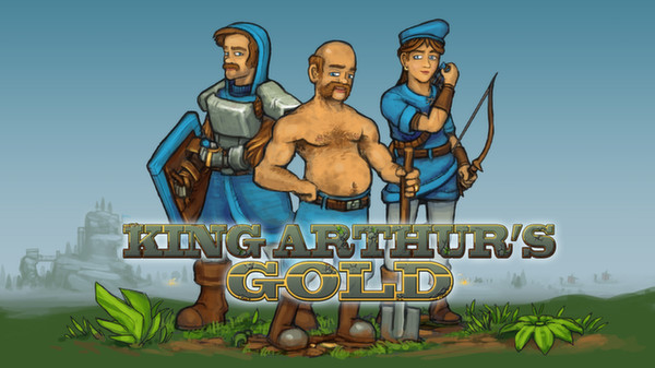 King Arthur´s Gold + БОНУС (Steam Gift/ RU+CIS)