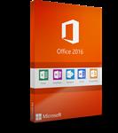 Office 2016 Professional Plus Russian Full 1 PC