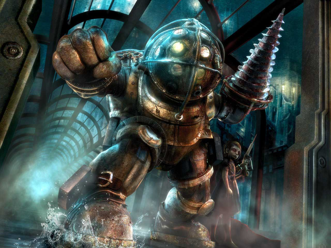 BioShock (Bundle Gift Link |ROW| Steam Region Free)