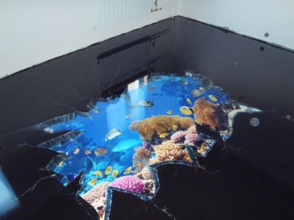 3D полы. Фото полы. Технология от А до Я по шагам (2014