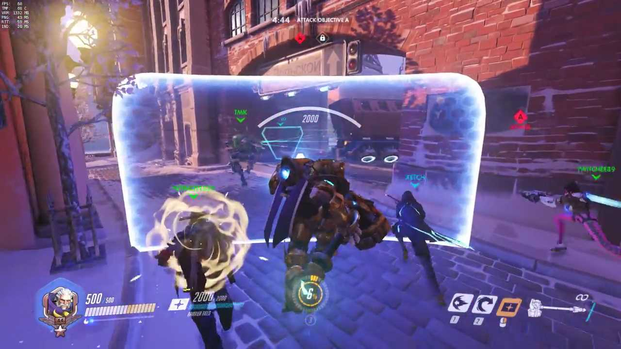 Overwatch Standart Edition Battle.net Region Free ключ