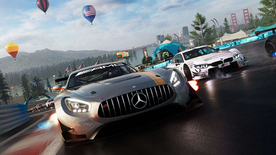 The Crew 2 EUROPE Nvidia voucher Uplay key