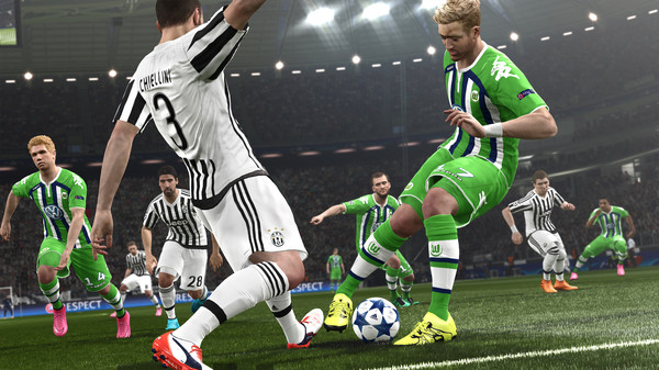 Pro Evolution Soccer 2016 PES 2016 (Photo/Steam RU)