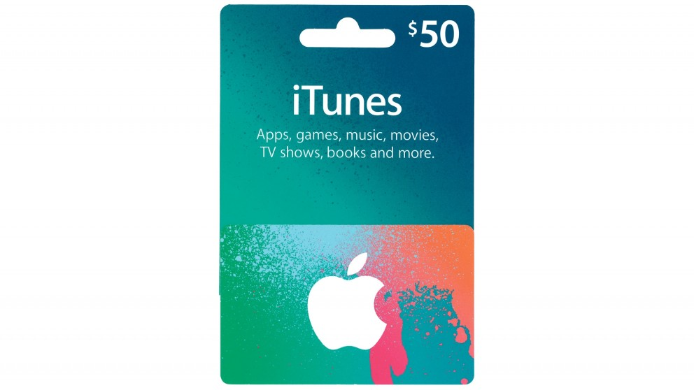 iTunes Gift Card 50$ USA - СКИДКИ