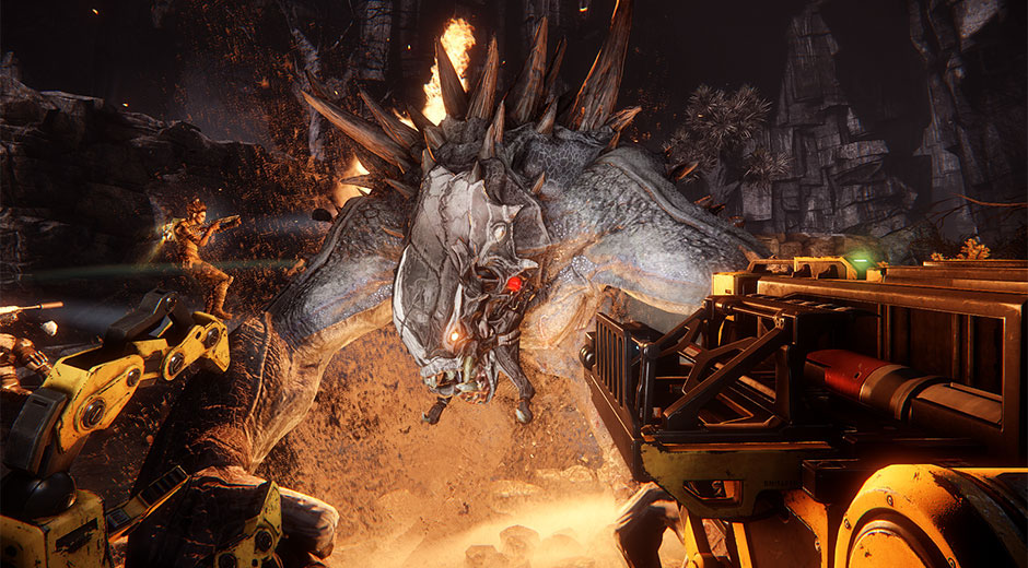 Evolve (Steam KEY) RU/CIS + БОНУС