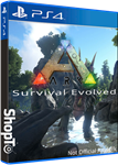 PS4 - ARK: Survival Evolved - Founder´s Edition (EUR)