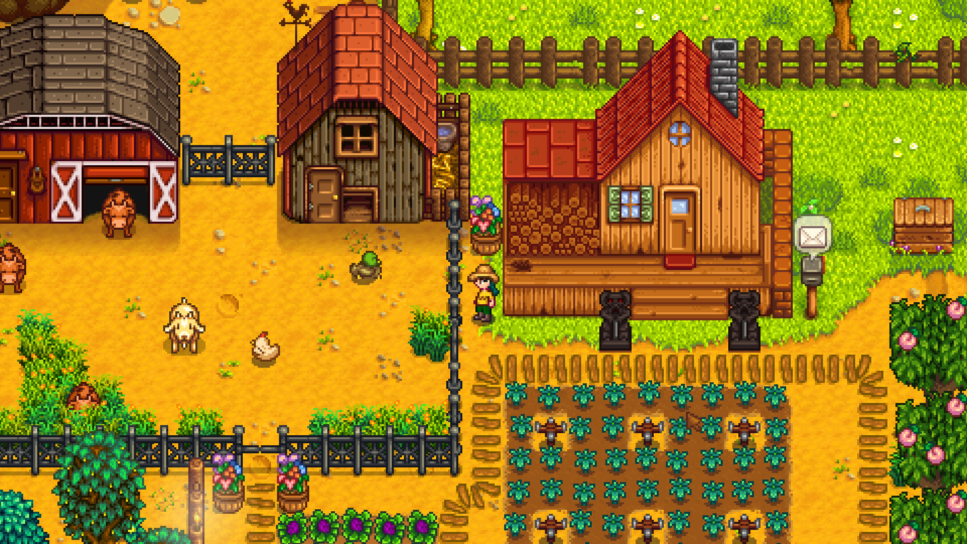 STARDEW VALLEY (STEAM РОССИЯ)
