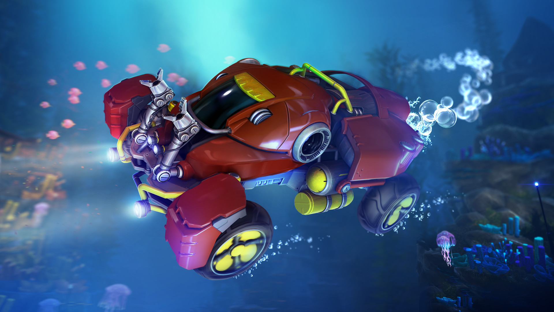 Rocket League - Proteus (STEAM GIFT RU/CIS)