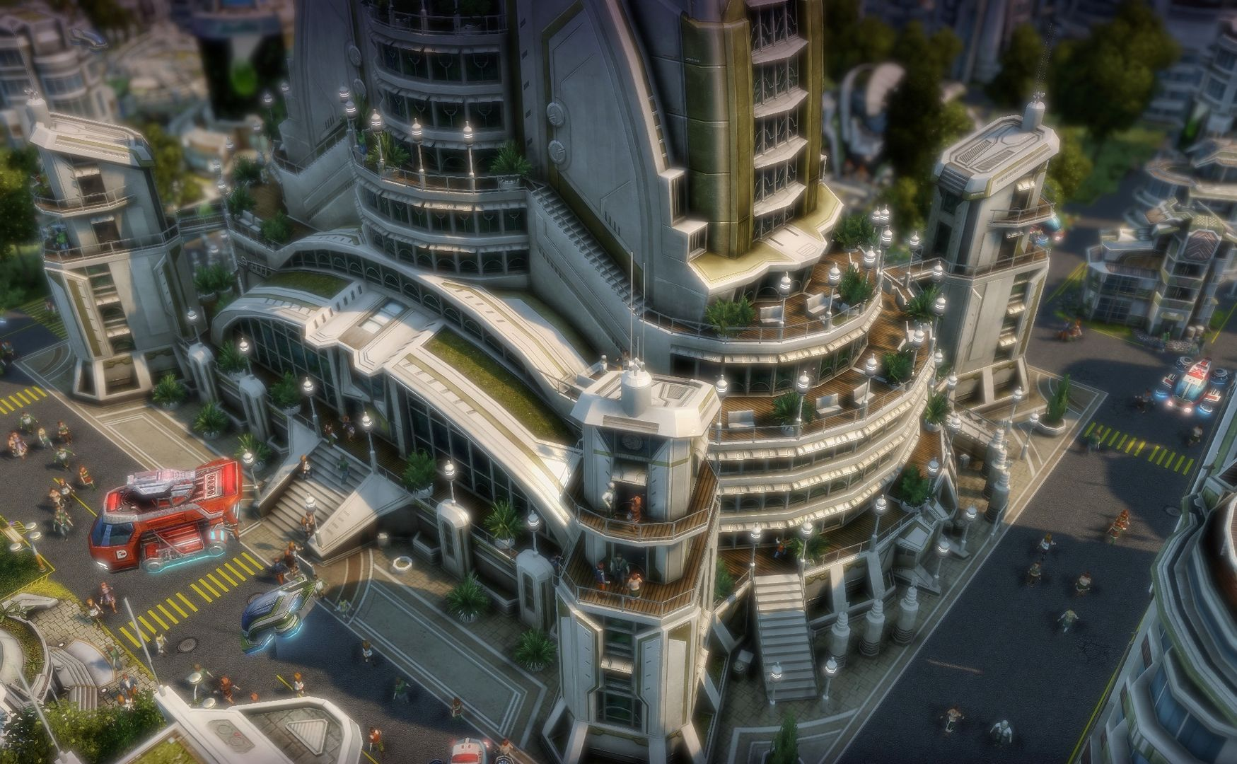 Anno 2070 (Steam Gift RU + CIS)