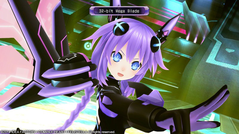 Hyperdimension Neptunia Re;Birth1 (Steam Gift RU + CIS)