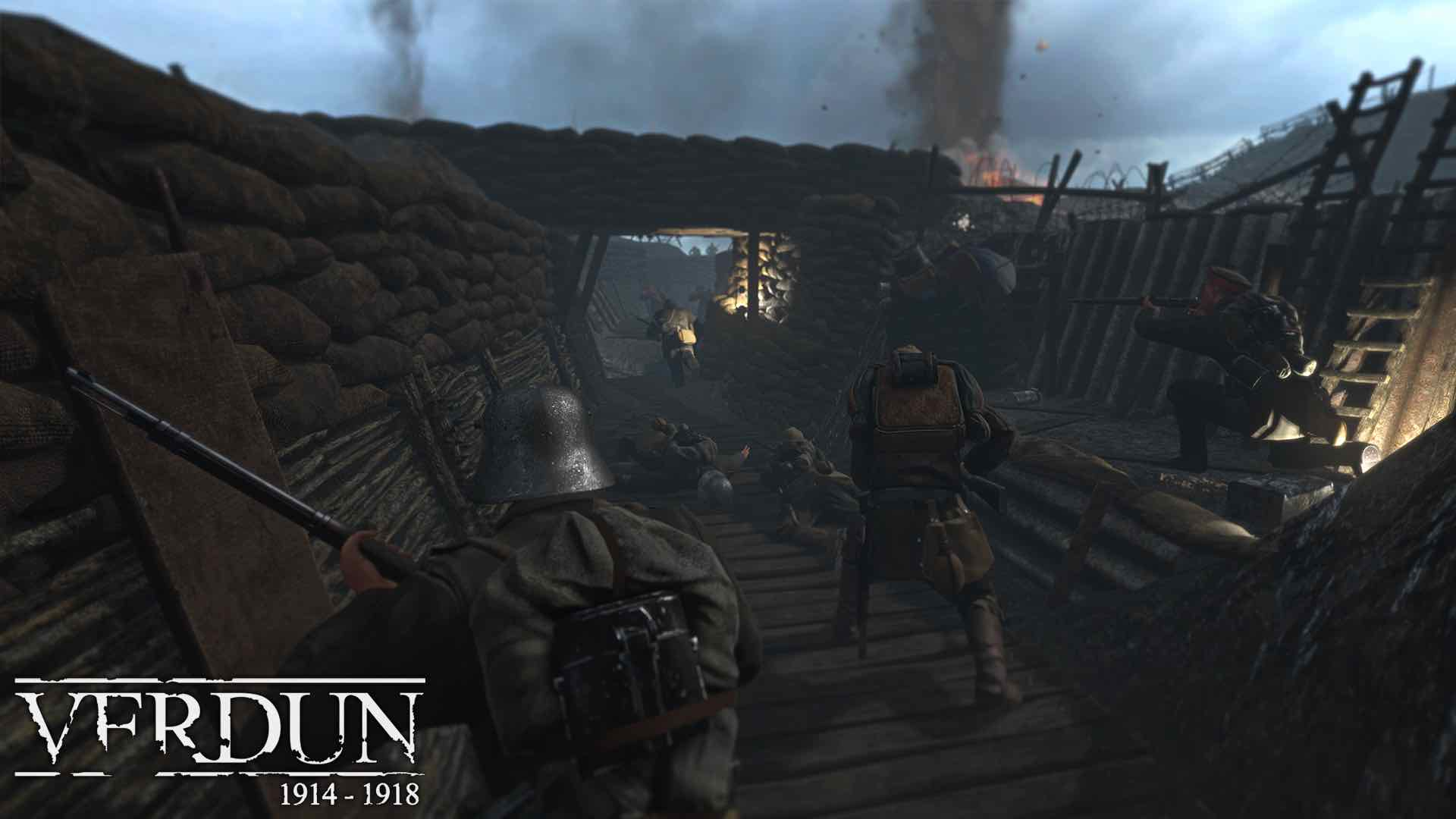 VERDUN (STEAM GIFT RU/CIS)