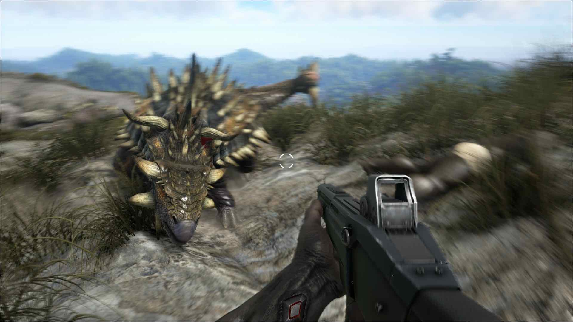 ARK: SURVIVAL EVOLVED (STEAM RUSSIA)