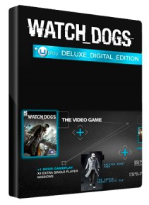 Watch Dogs — Deluxe Edition Uplay (RU+CIS) + DLC
