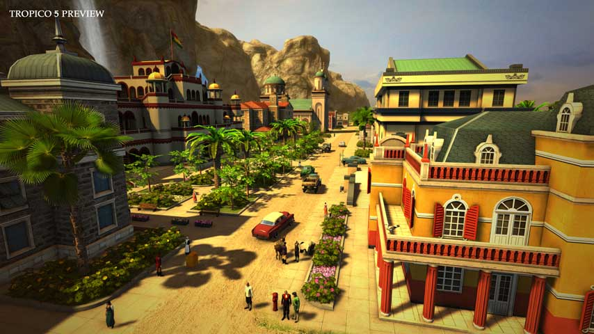 Tropico 5 — (STEAM GIFT | Region RU+CIS)