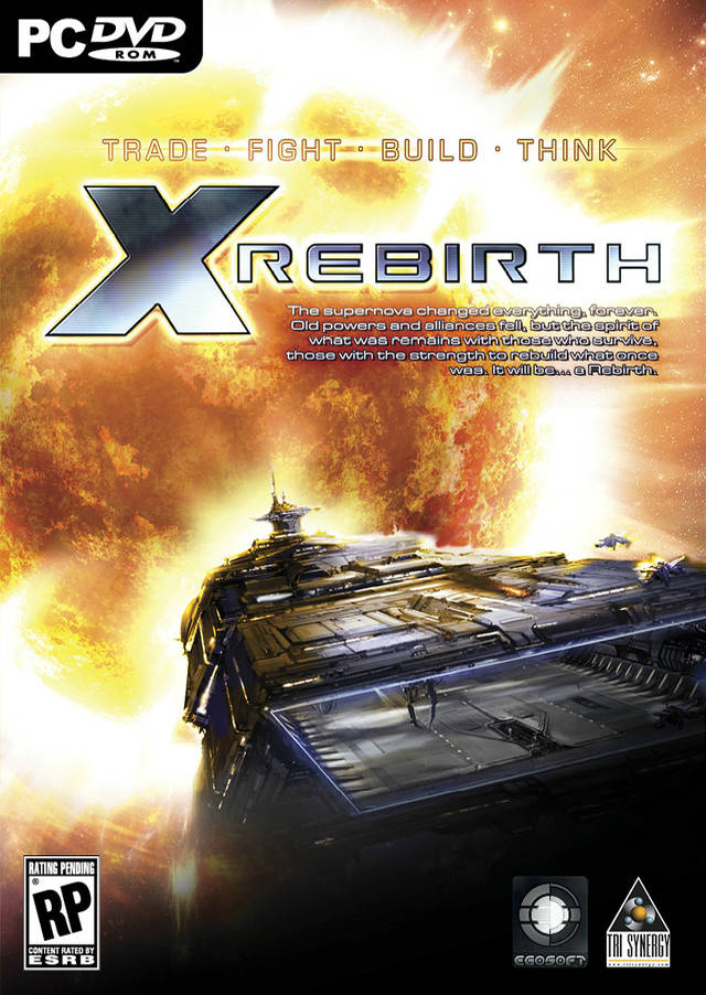 X Rebirth — (STEAM/CD-KEY RU+CIS)