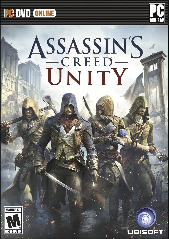 Купить Assassins Creed Unity