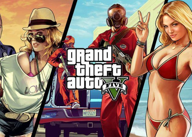 Купить Grand Theft Auto 5 (GTA V) [подарки]