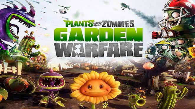 Купить Plants vs Zombies Garden Warfare