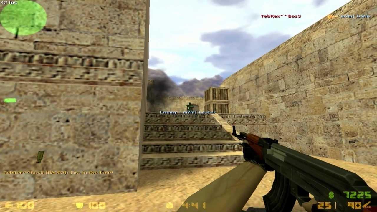 Сounter-Strike 1.6 Патч Для Игры В Интернете