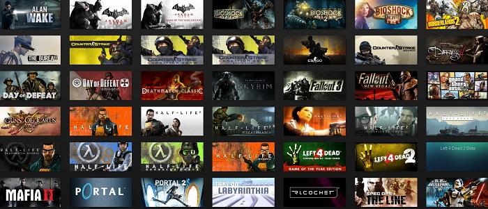 Купить Сборник 65 игр[GTA 5, CS GO, CS 1.6, Bioshock Infinite]