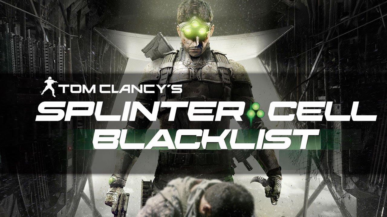 Купить Splinter Cell Blacklist [гарантия + подарки]