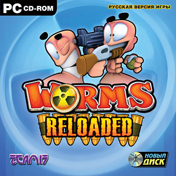 Worms Reloaded RUS (steam key)