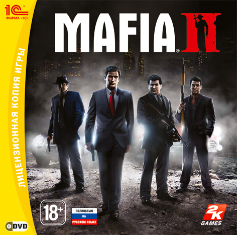 Mafia II (Steam key) RUS CIS