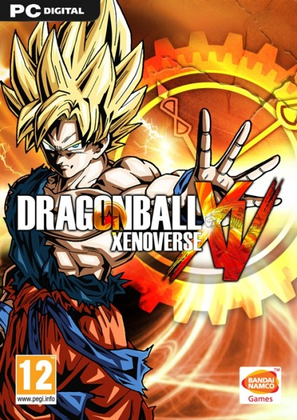 DRAGON BALL XENOVERSE (Steam key)CIS