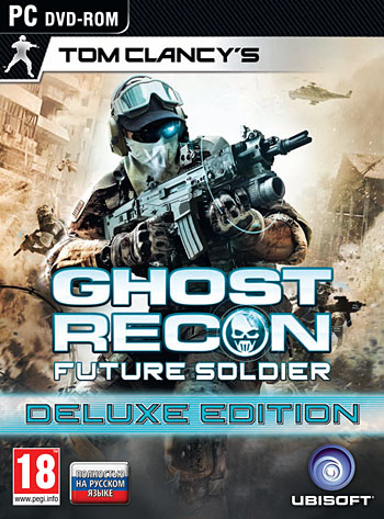 Ghost Recon Future Soldier Deluxe edit (Key Uplay)