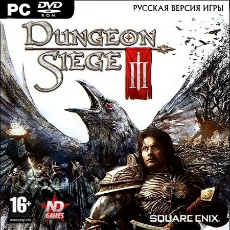 Dungeon Siege 3 (Key steam)CIS