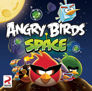 Angry Birds. Space (Key New Disc)
