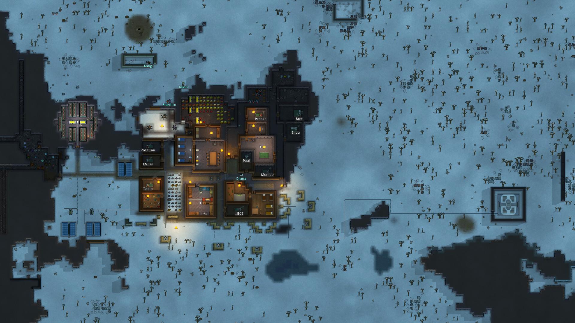 Где находятся сохранение rimworld