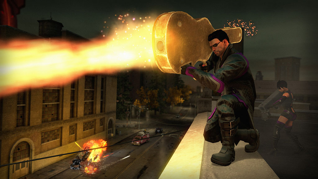 Saints Row IV 4 Game of the Century Edit. |Gift| РОССИЯ
