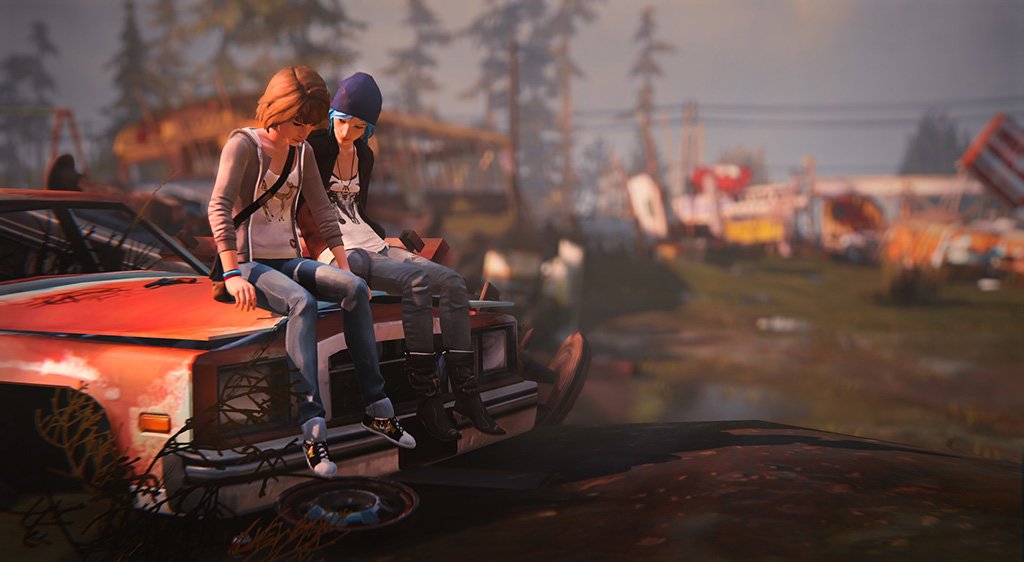 Life Is Strange Complete Season (Ep.1-5) |Gift| РОССИЯ