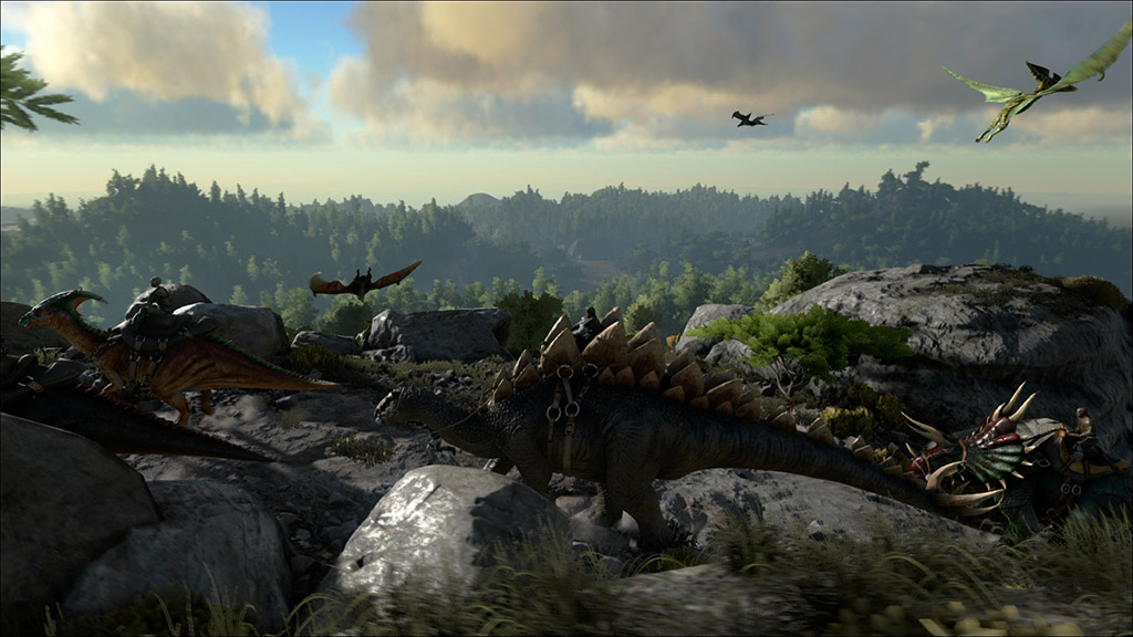 ARK: Survival Evolved |Steam Gift| RUSSIA
