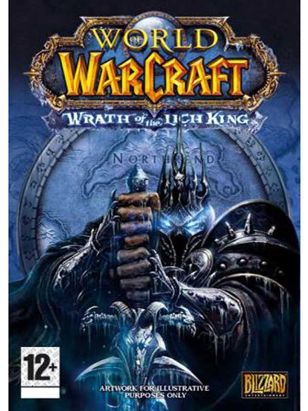 World Of Warcraft Игру Lich