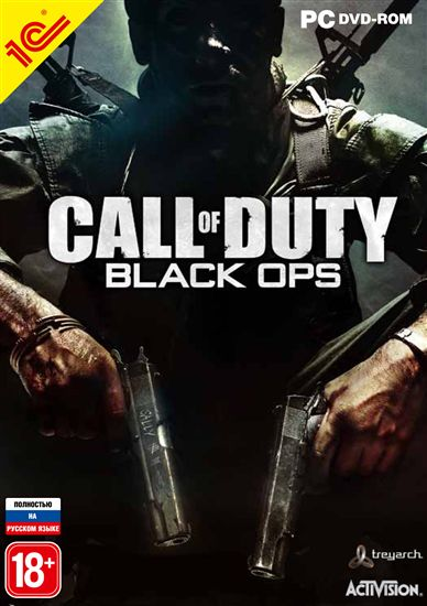 CALL OF DUTY: BLACK OPS (1 part) (Key Steam / RU + CIS)