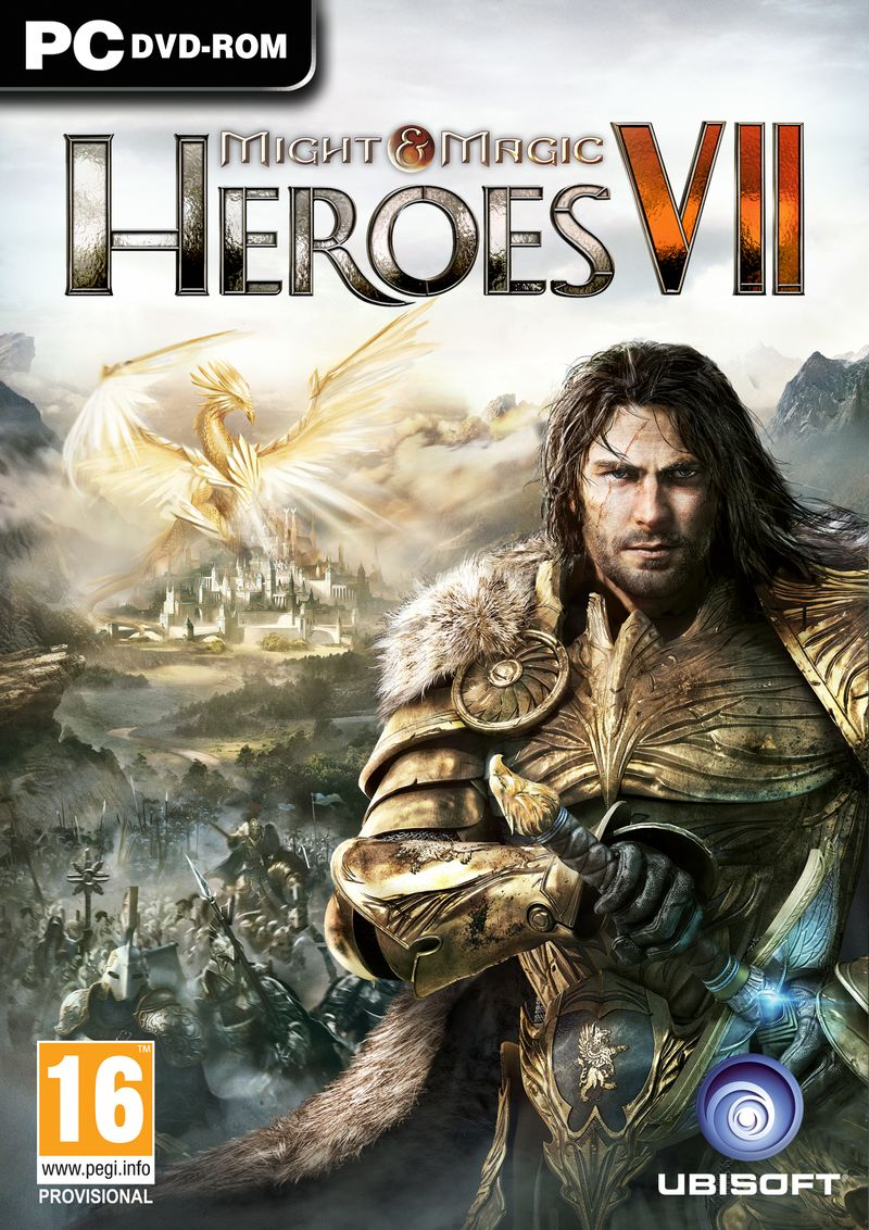 MIGHT & MAGIC HEROES VII (REGION FREE / MULTILANGUAGE)