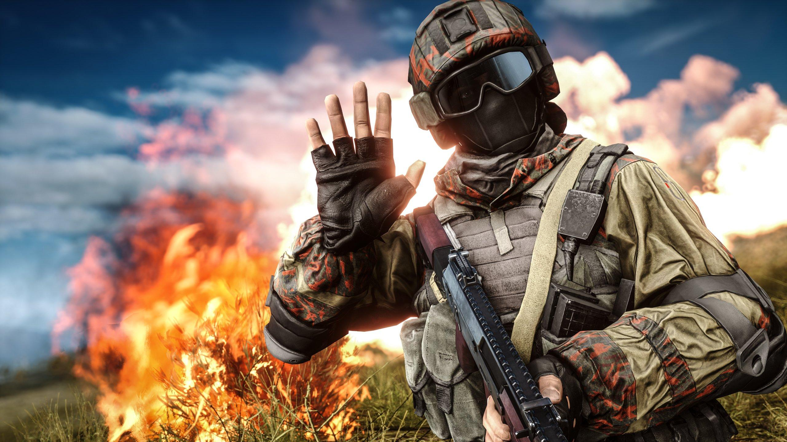 Battlefield 4 (Origin/RegionFree/Multilang)+подарок