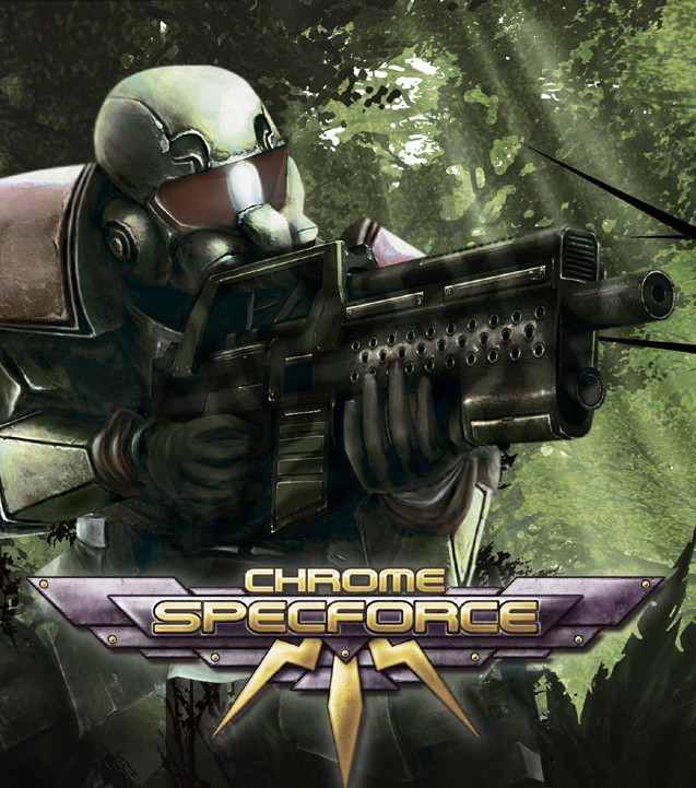 Chrome SpecForce (Steam Key / Region Free)