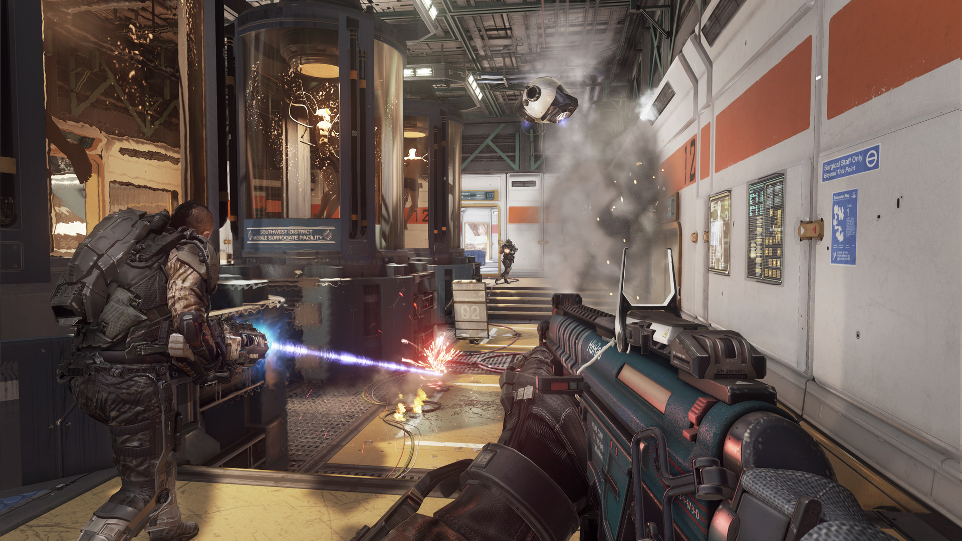 Call of Duty: Advanced Warfare (Steam Key / RU+CIS)