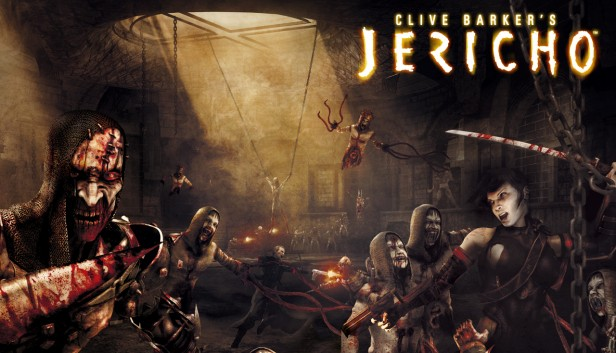 Clive Barker´s Jericho (Steam Key / Region Free)