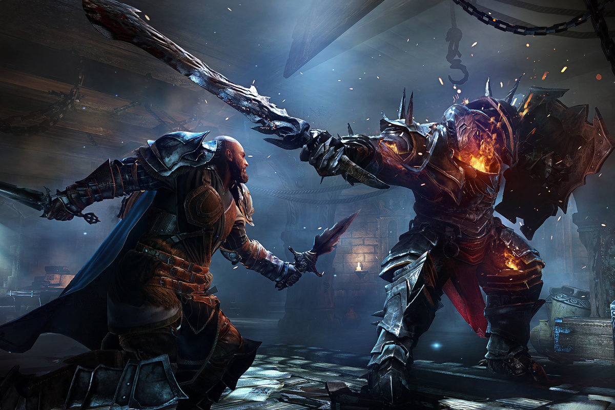 Lords Of The Fallen - Digital Deluxe (Steam Key/RU/CIS)