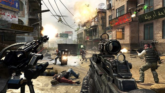 Ключ Call of Duty: Black Ops II для Steam РФ+СНГ