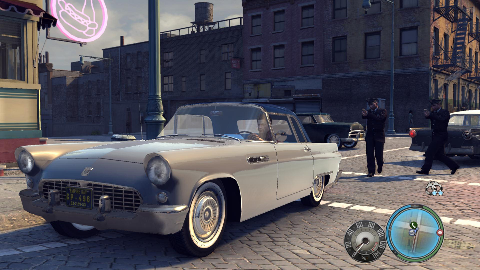 Mafia II (Steam Gift RU + CIS)